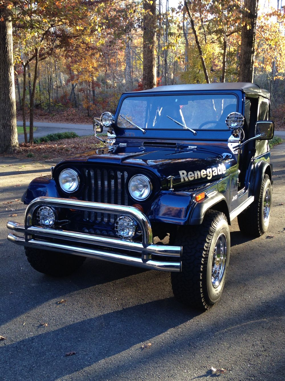 81 jeep cj