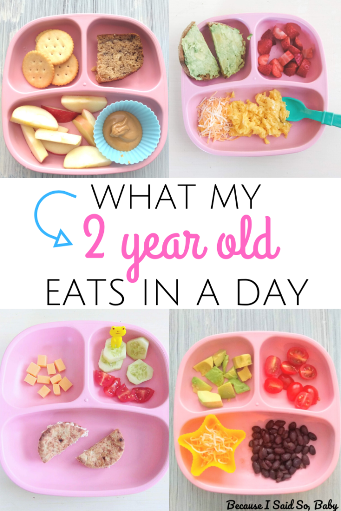 How To Get My 2 Year Old To Eat More