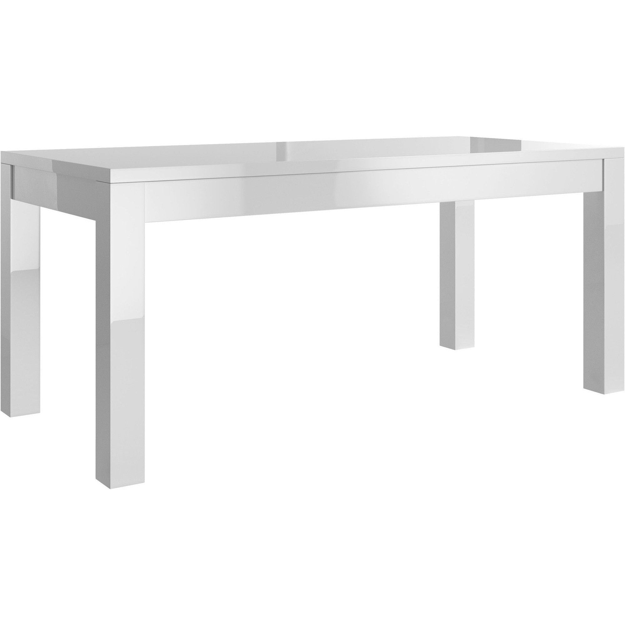 9 Aimable Table Grise Et Blanche Pics