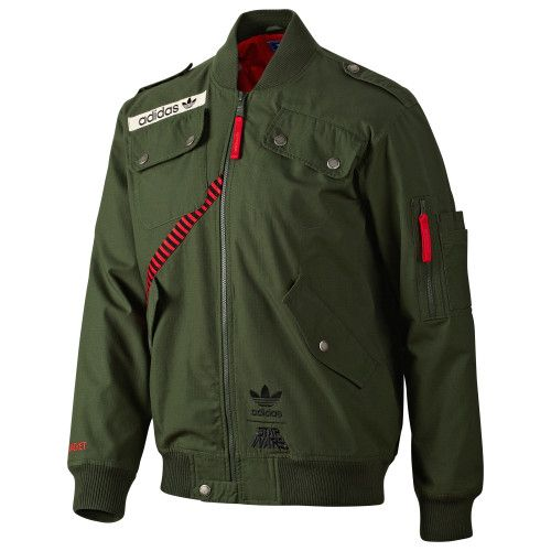 adidas Star Wars Flight Jacket Jackets & Vests | Jackets