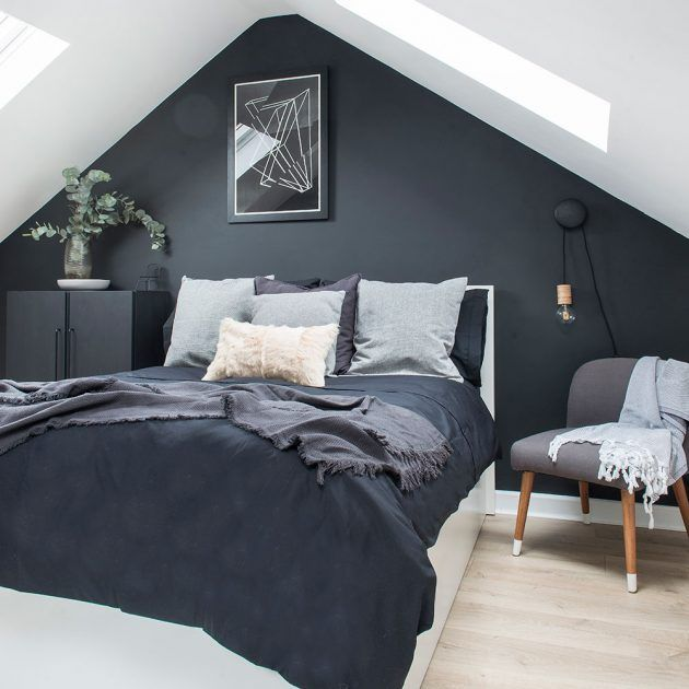 Take A Peek Inside This Modern Monochrome Home In