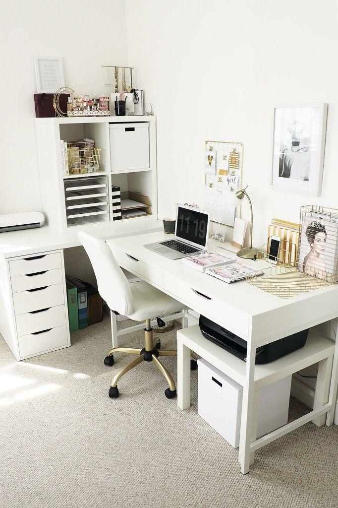 Photo of Ikea Home Office Hacks