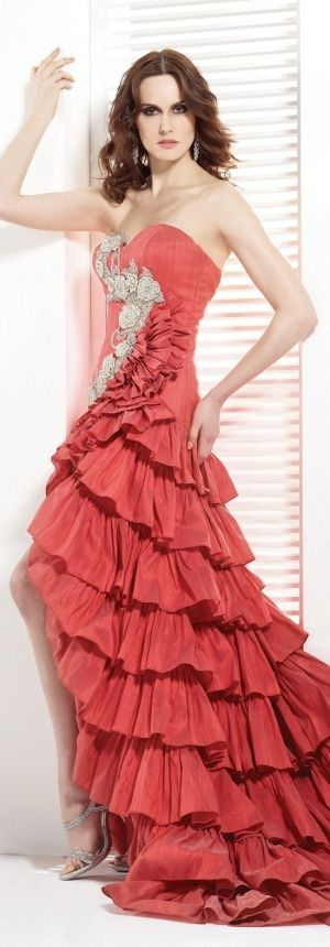 Tarik Ediz couture 2013 ~ by Angela6330 jaglady