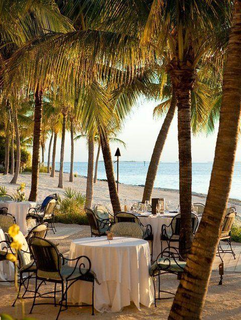Latitudes Restaurant | Key West So romantic and so beautiful watching the sunset cruiserunners.com