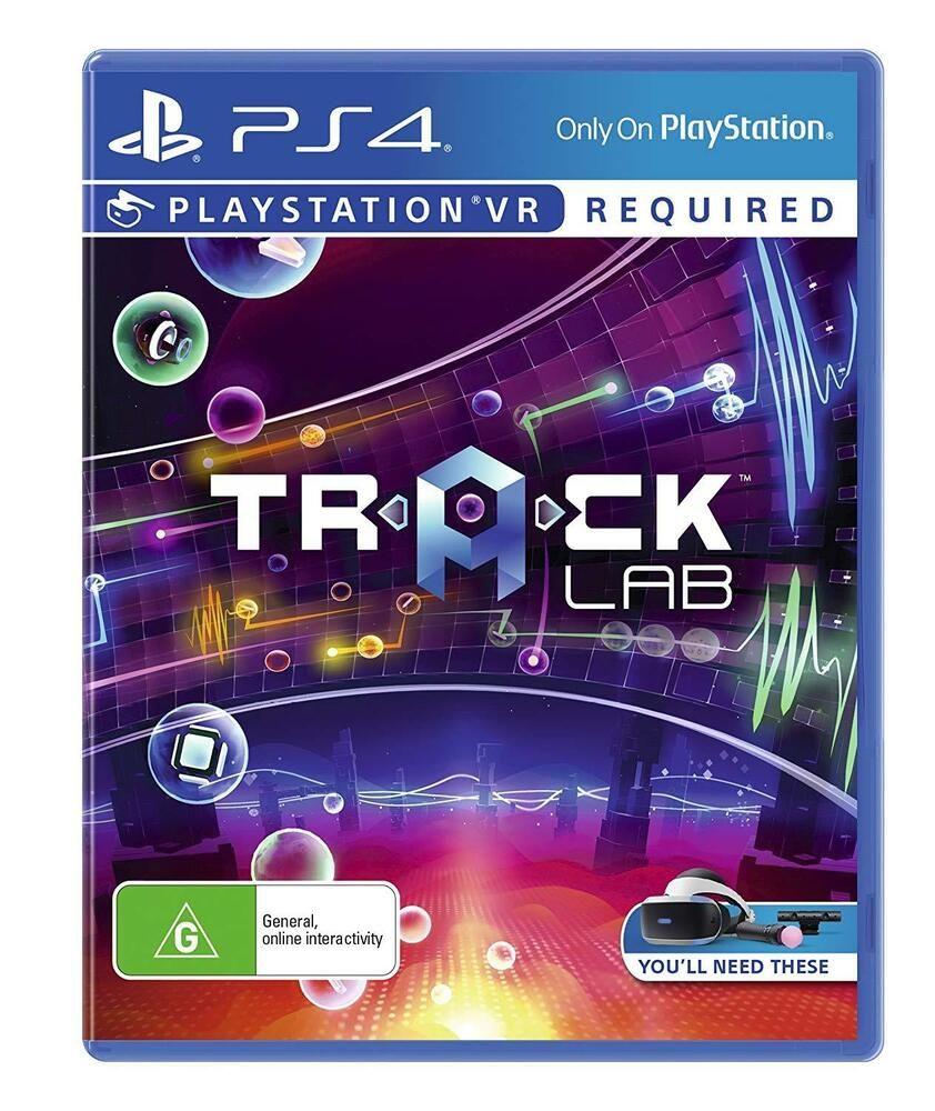 Tracklab VR Track Lab Music Studio Virtual Reality Game