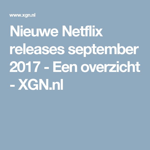Pin Op Netflix Berichten