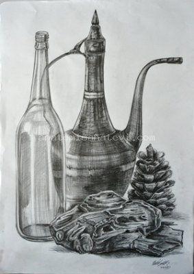 öğrenci çizimleri Kompozisyon 2019 Pencil Drawings Drawings Ve Art