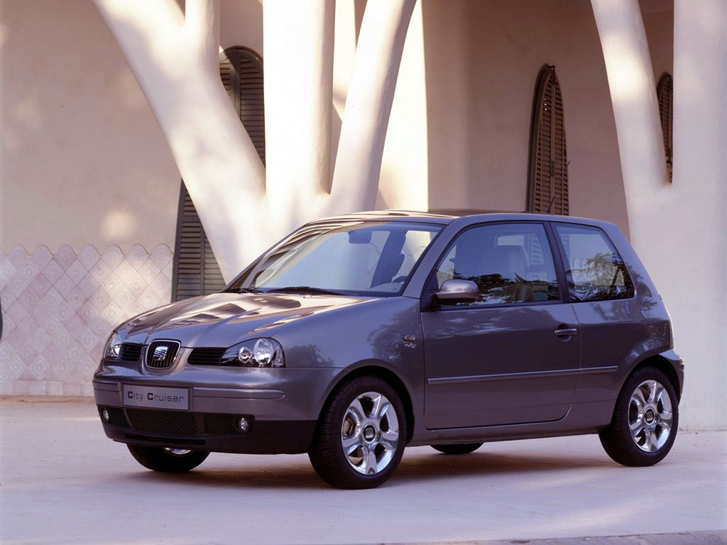 seat arosa seat pinterest arosa cars concept cars. Black Bedroom Furniture Sets. Home Design Ideas