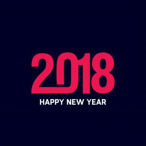 Happy New Year 2018 HD Wallpapers Free Download | Happy New Year ...