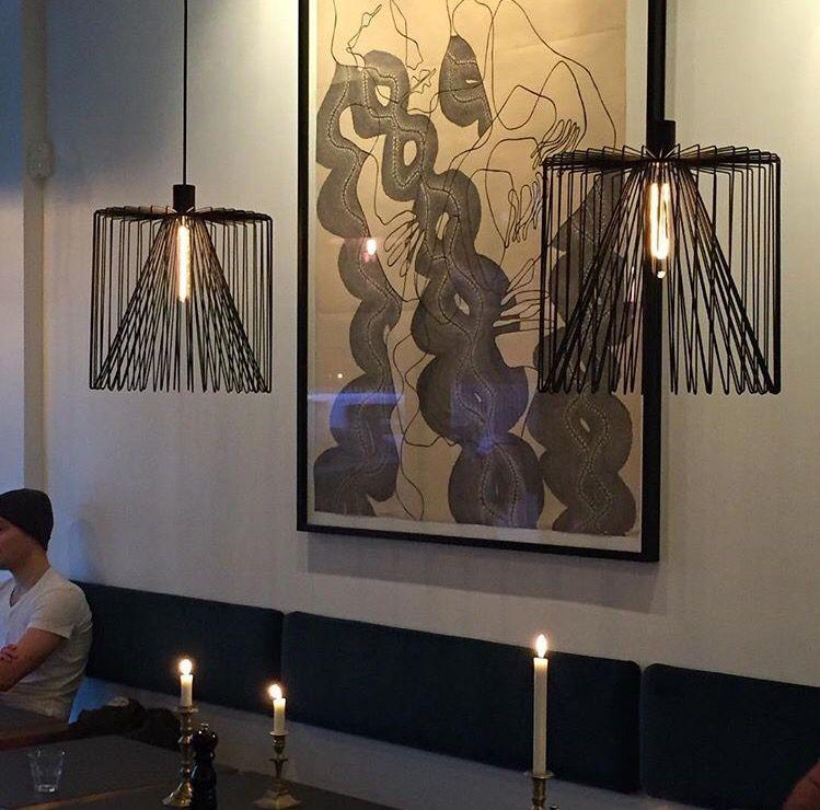 #weverducré #wiro · LeuchtenBeleuchtungsideenEsszimmer