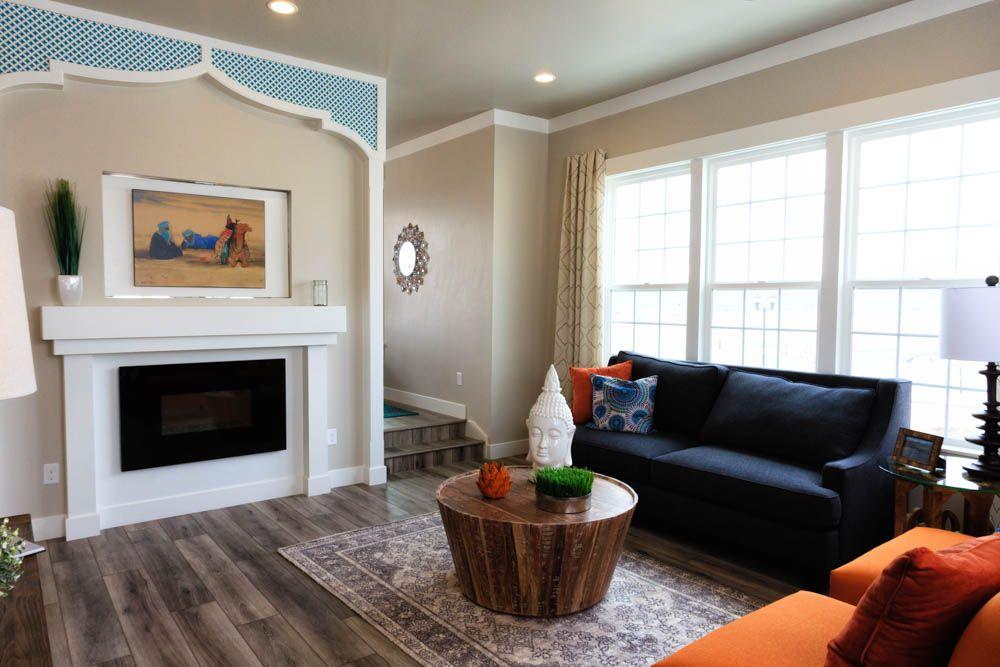 living room decor ideas   custom home designs   Utah Homebuilder ...