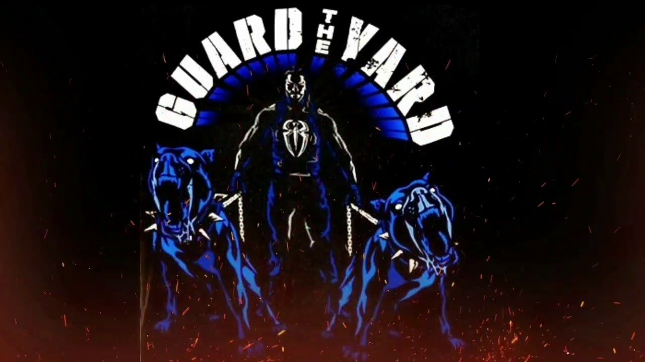 The Guard The Yard Roman Reigns Offical Custom Titantron