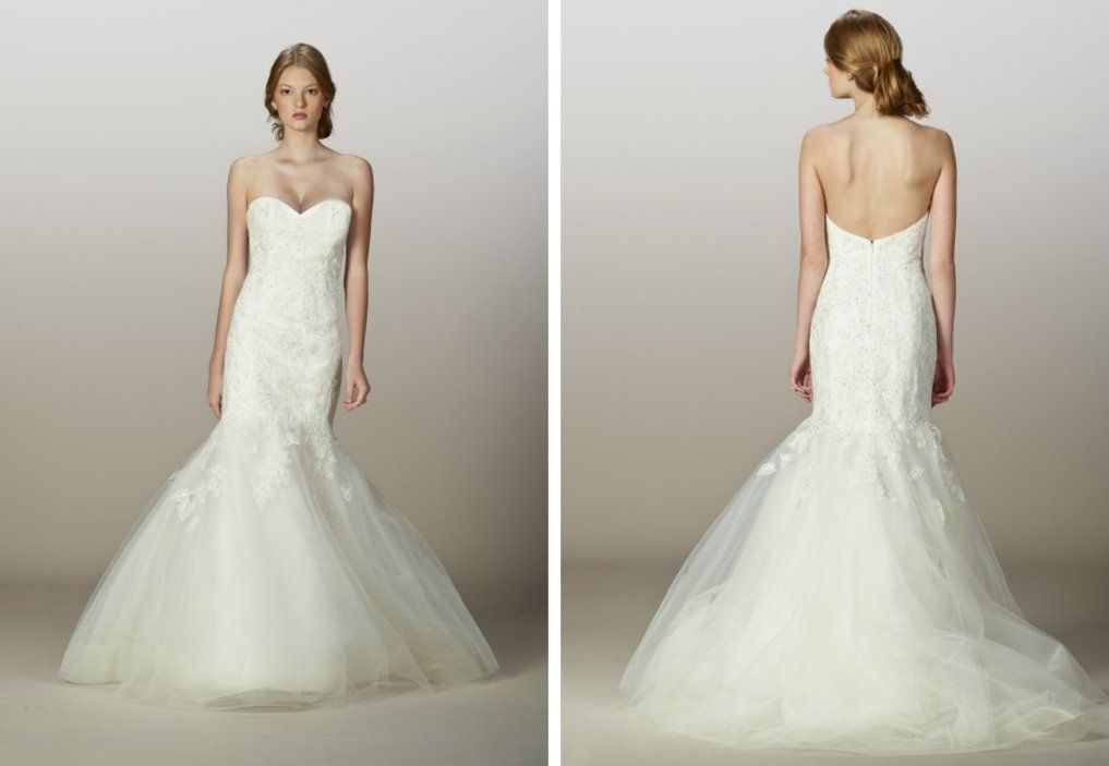 16 Beautiful New Wedding Dresses from Liancarlo, Fall 2013