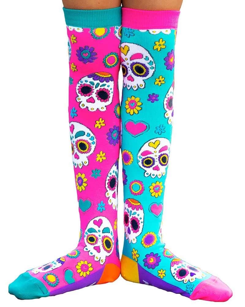 colorful fun baby crazy socks dance socks fun socks MADMIA Baby Safari Socks