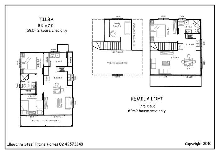 tilba kembla loft 60m2 loft pinterest kit homes ForHome Design 60m2