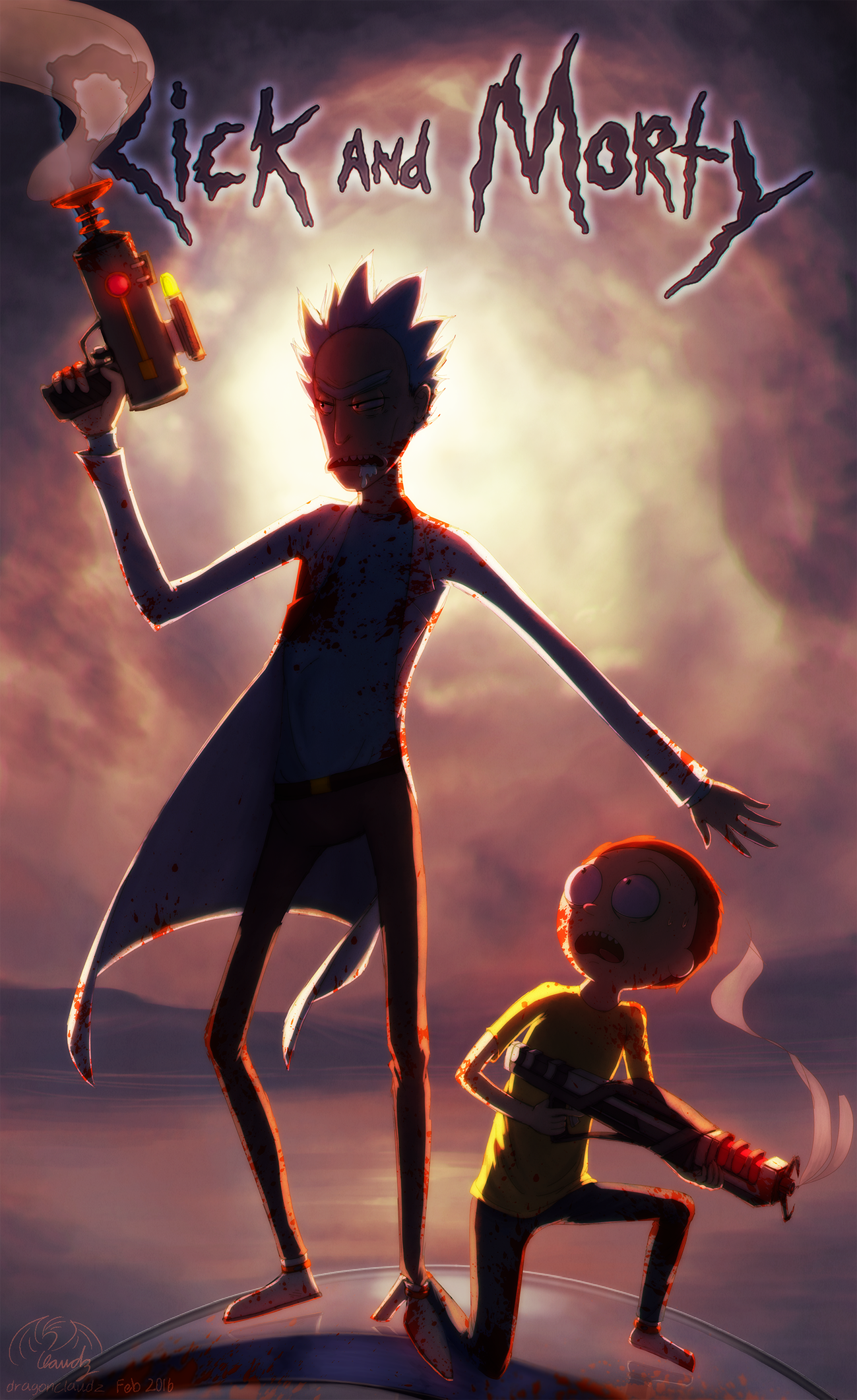Rick And Morty Overly Dramatic Poster Rick And Morty Poster Rick And Morty Characters Rick And Morty