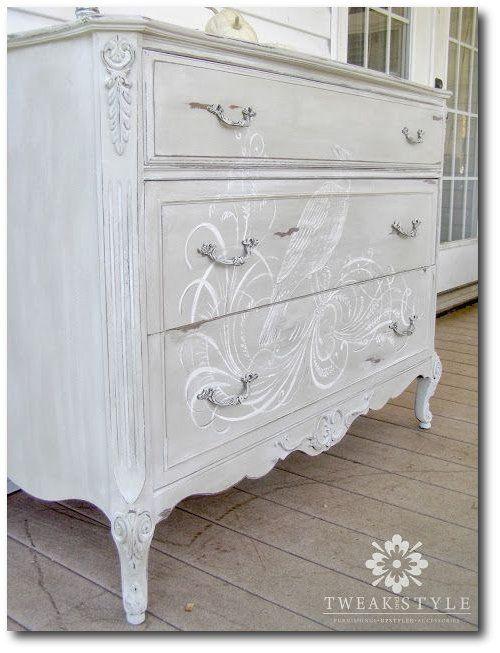 White, Cream, Greige Painted Furniture