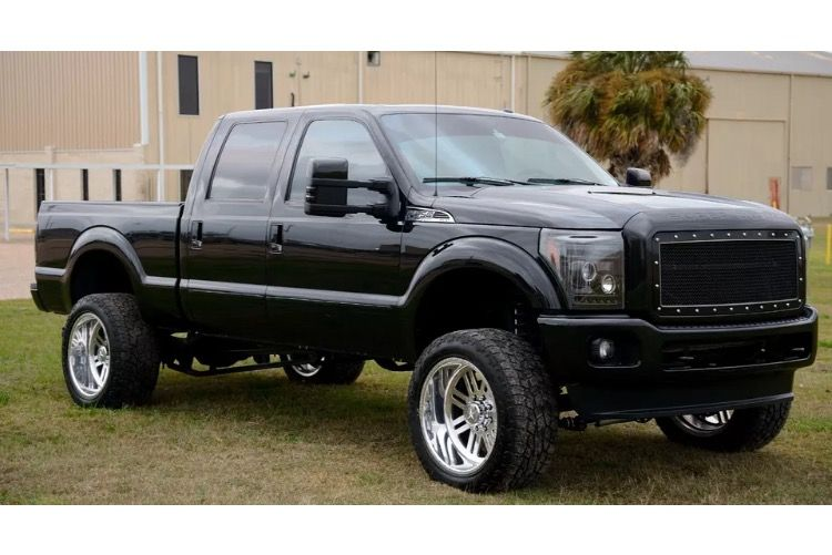 6.7 Ford Powerstroke
