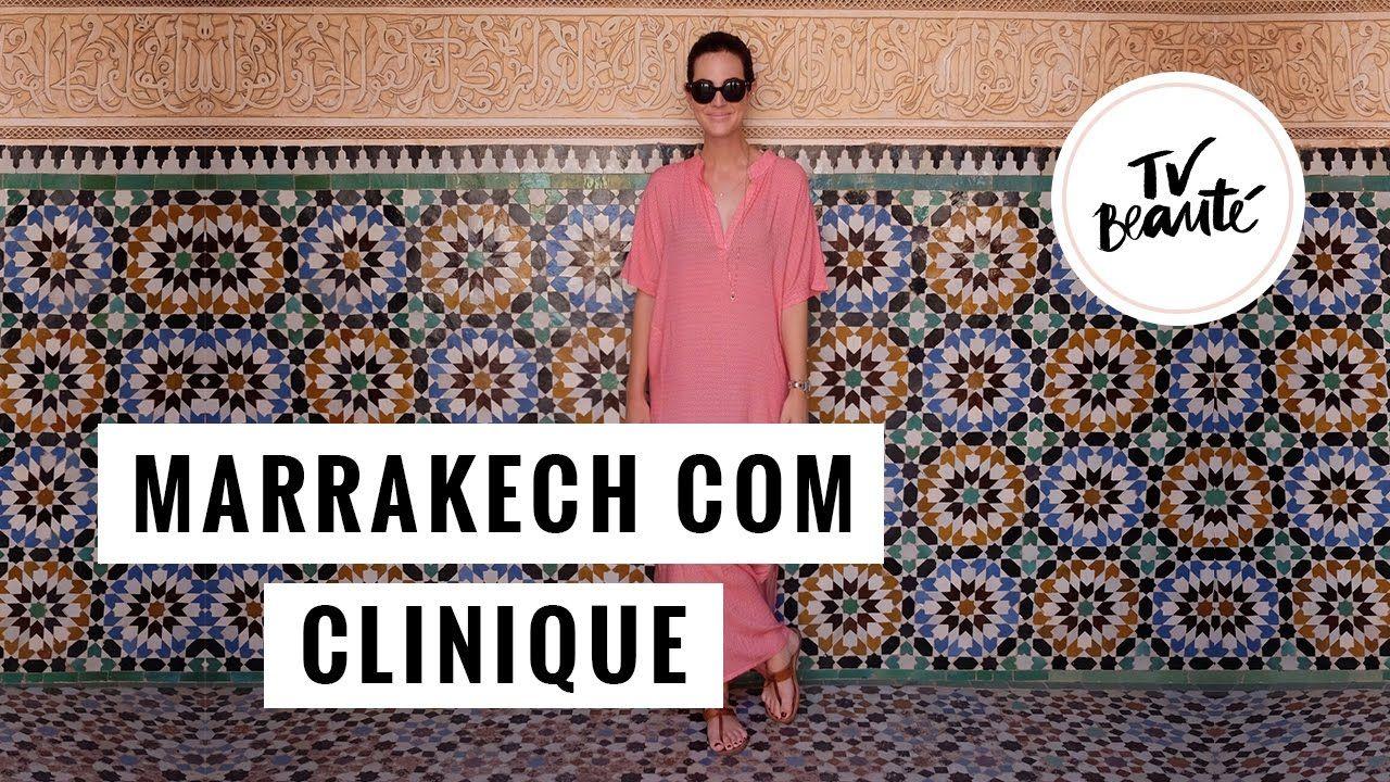 Vlog Marrakech - TV Beauté   Vic Ceridono