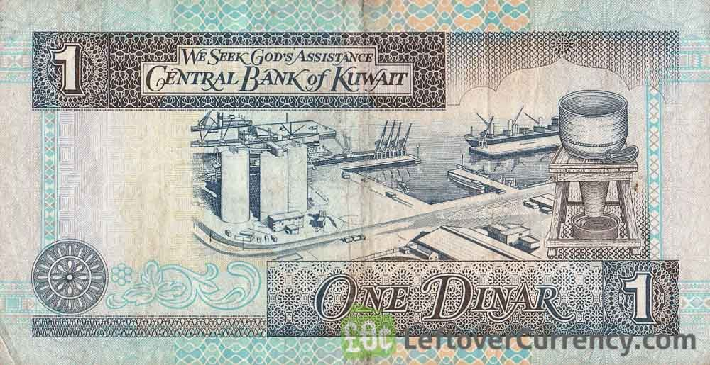 Kuwait Has One Of The Highest Valued Currencies 0 38