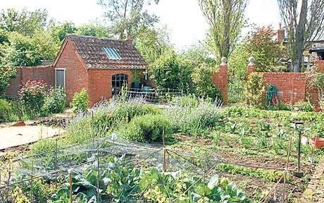 Image Result For Small Cottage With Vegetable Garden Organic Gardening Vegetable Garden Planning Spring Vegetable Garden