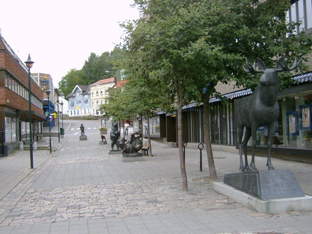 Hønefoss, Norway