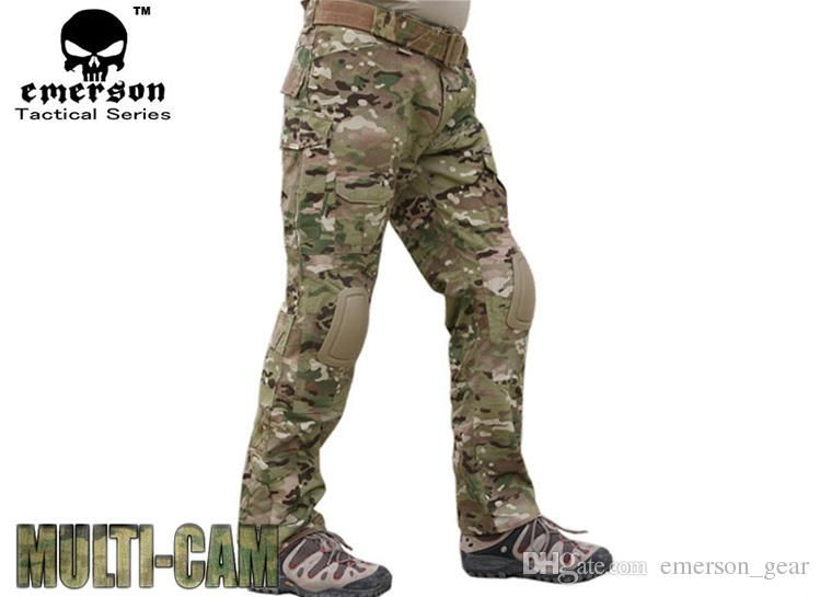 3645abbb31af6 2016 Emersongear Gen2 Combat Pants With Knee Pads Bdu Army Airsoft Tactical  Gear Paintball Hunting Trousers Multicam Em6992 From Emerson_gear, ...