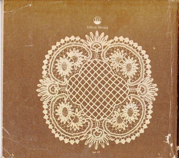 ROMANIAN POINT LACE - Mari Sz - Álbumes web de Picasa