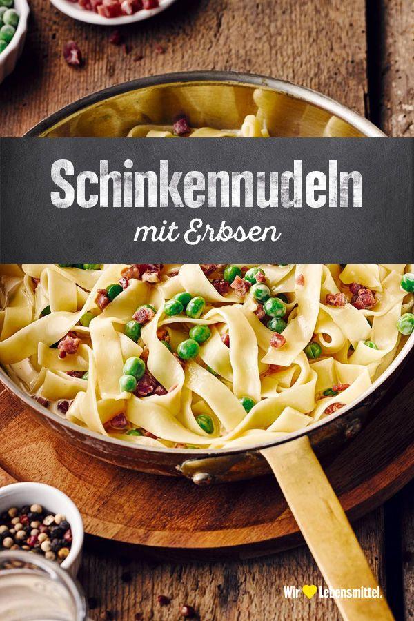 Photo of Schinkennudeln