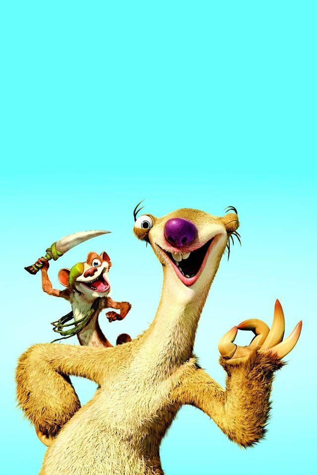 I love Buck and Sid! I absolutely hope Blue Sky Studios makes ...