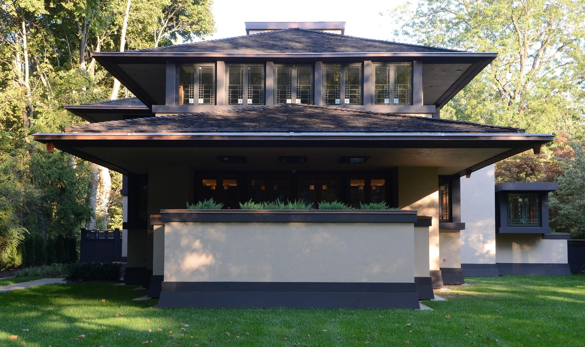 Growing Up In A Frank Lloyd Wright House A New Book About The