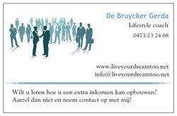 Bekijk hier mijn Premium visitekaartjes van Vistaprint! Ontwerp je eigen Premium visitekaartjes bij http://www.vistaprint.be/business-cards.aspx. Bestel in kleur gedrukte visitekaartjes, spandoeken, kerstkaarten, briefpapier, adresstickers...