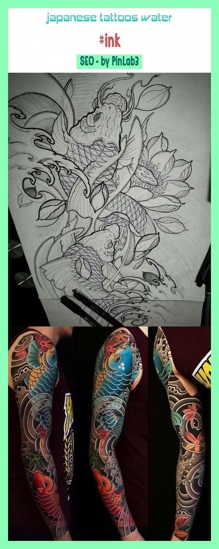 Japanese tattoos water . japanese tattoos women, japanese tattoos symbols, japanese tattoos sleeve, japanese tattoos