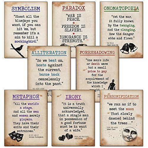 best How to Teach Literary Terms images on Pinterest   Literary     Pinterest There are many other tools that stimulate critical thinking