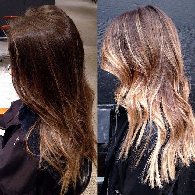 balayage before and after , Google Search