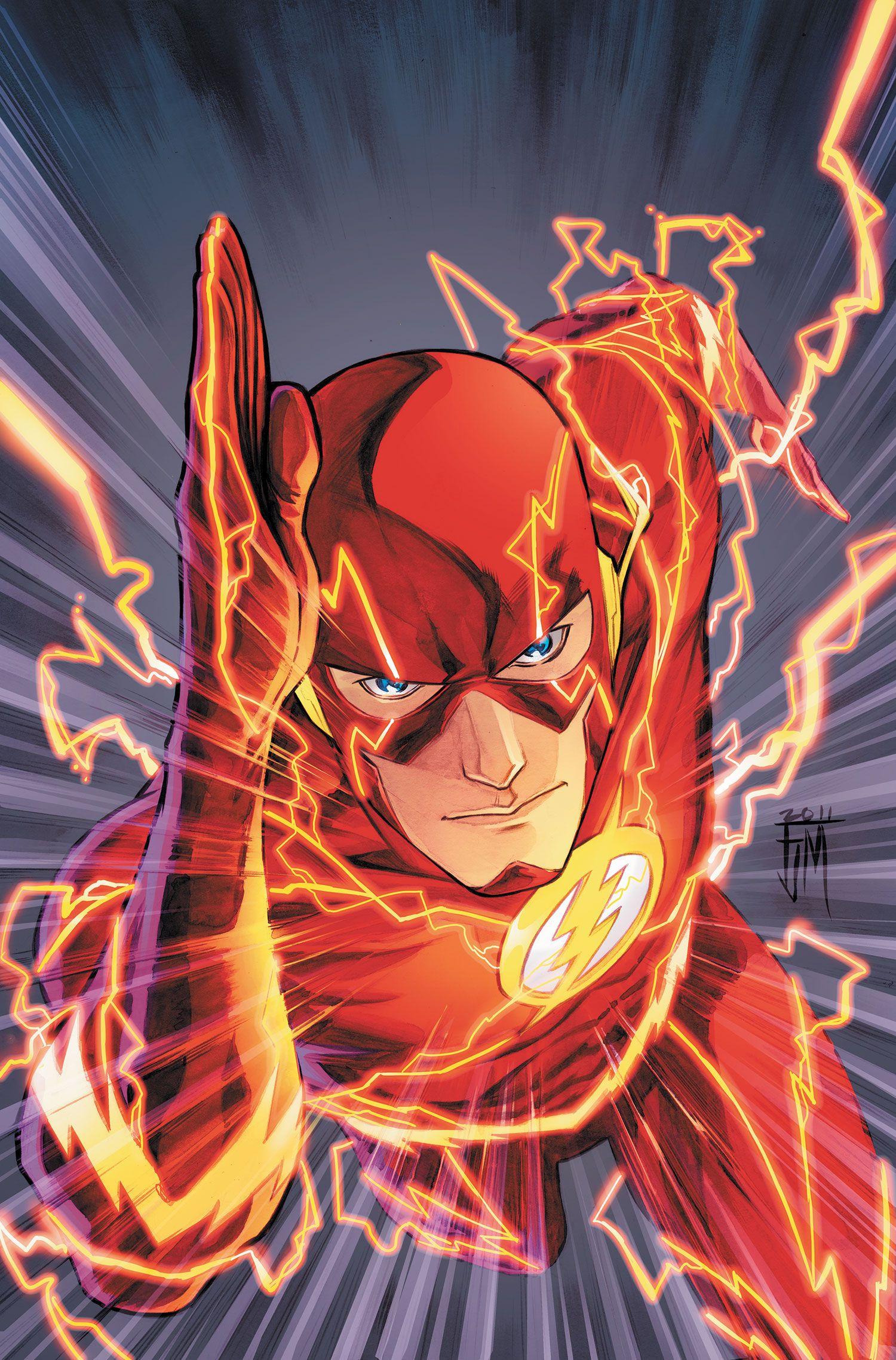 The Flash Vol 1 Move Forward Novos 52 Super Heroi Herois