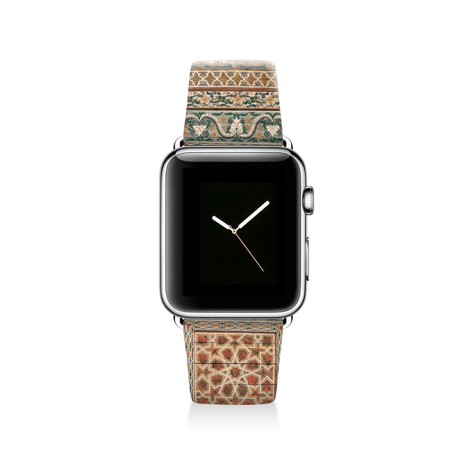 Persian Apple watch band, Decouart Apple watch strap S002