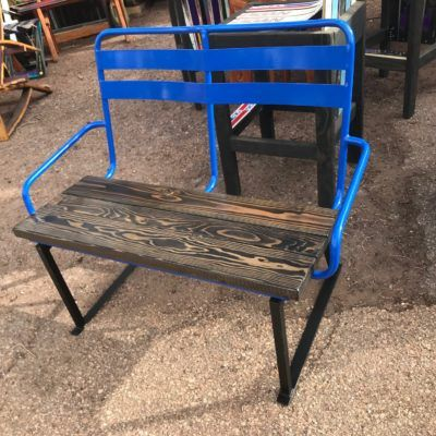 Terrific Repurposed Ski Chairlift Seat Benches Repurposed Ski Caraccident5 Cool Chair Designs And Ideas Caraccident5Info