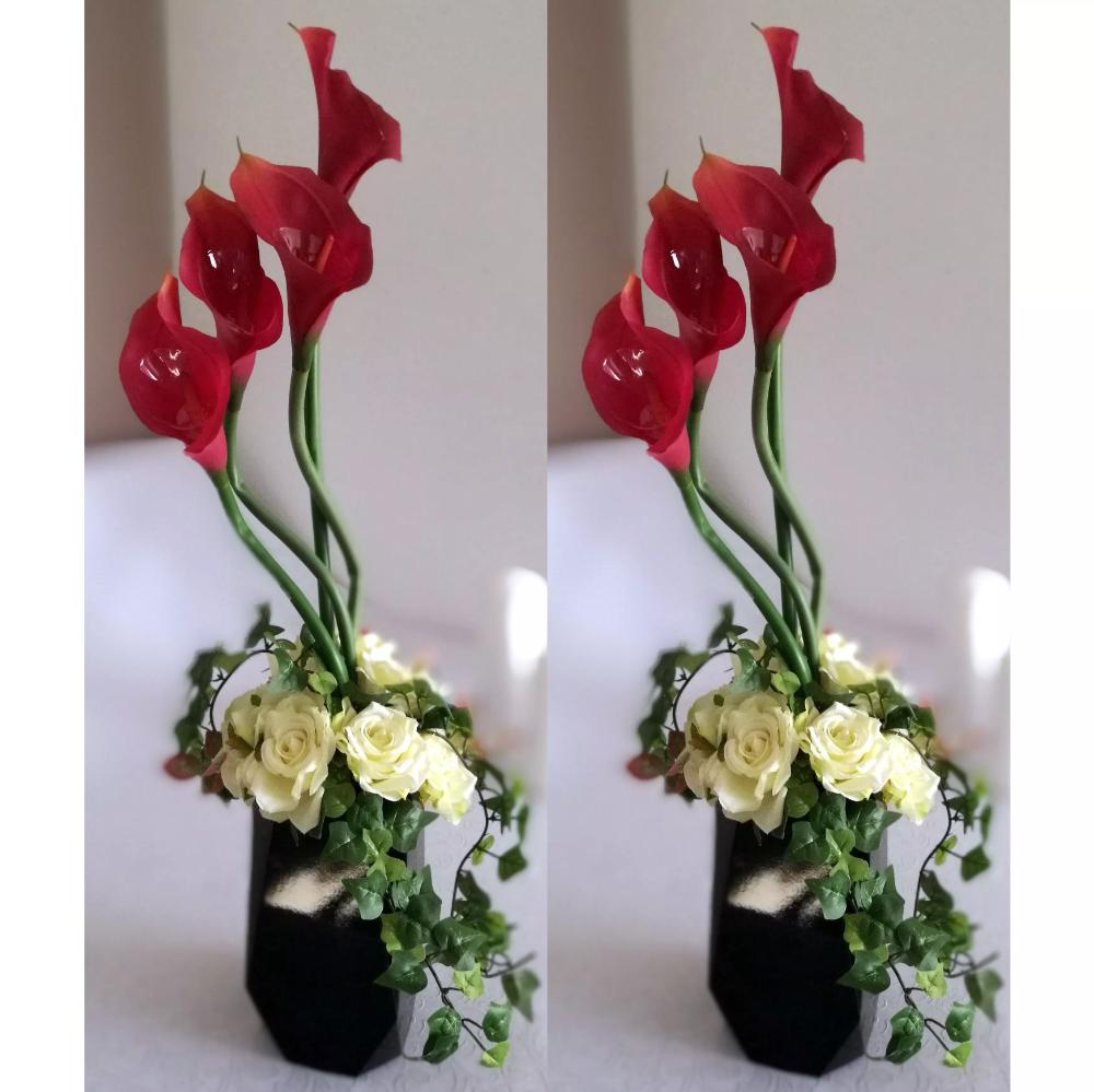 Sztuczne Kwiaty Na Cmentarz Do Wazonu Q House Pl Glass Vase Vase Plants