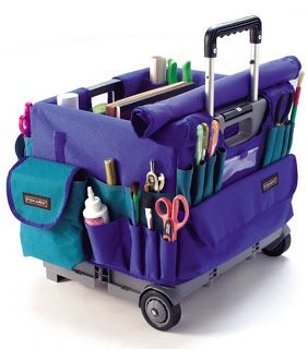 Rolling Carts Search For Teacher Carts Craft Carts Or Office Supply Store Folding Carts Can B Teacher Bag Organization Craft Cart Stationery Organization