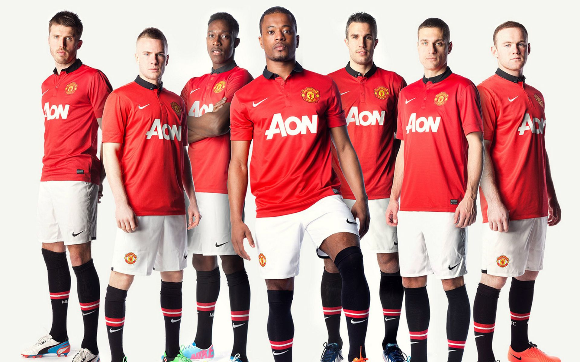Get Awesome Manchester United Wallpapers Hd Wallpaper Manchester United Jersey 2013-2014 Exclusive HD Wallpapers