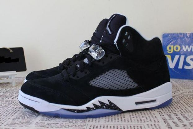 the latest 88756 49142 Air Jordan 5 OREO Release Date