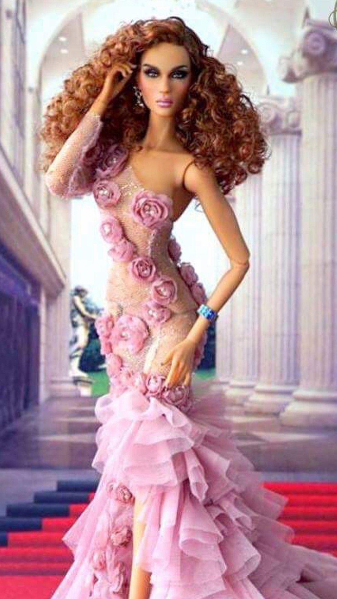 Pin de Rosa Pastrana Saucedo en FASHION DOLL Nº 2 | Pinterest ...