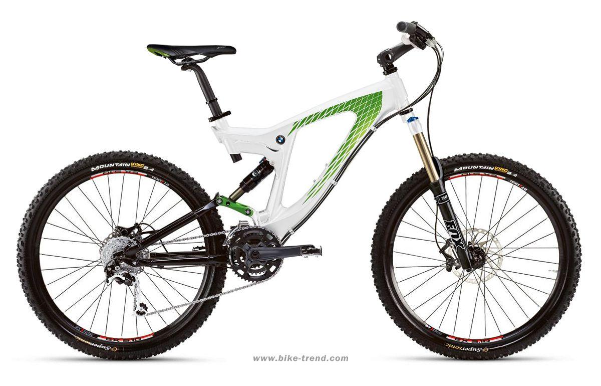 2011 Bmw Cross Country Enduro Mountain Bikes Bicicletas
