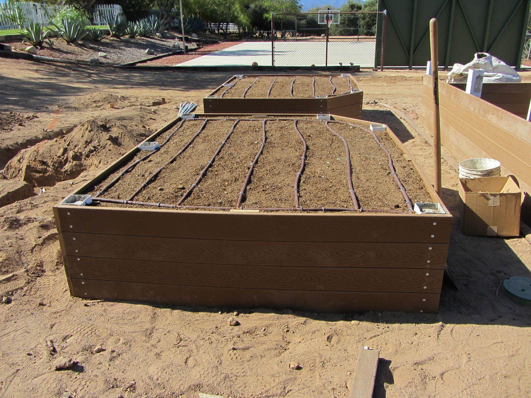 raised raisedgardenbed garden cedar kit empty kits bed