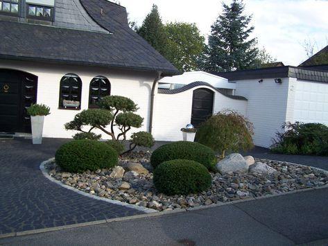 Vorgarten Moderne Gestaltung|Vorgrten Bressler Gartenbau Amp ...