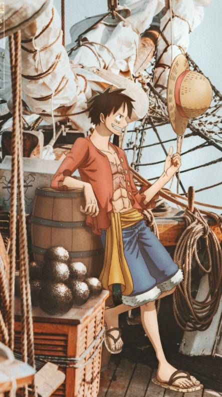 Compiled From The Best Luffy Wallpapers It Is Part Of Anime One Pience Download Now For Your Mobile A Manga Anime One Piece One Piece Manga One Piece Episodes Best anime wallpaper one piece