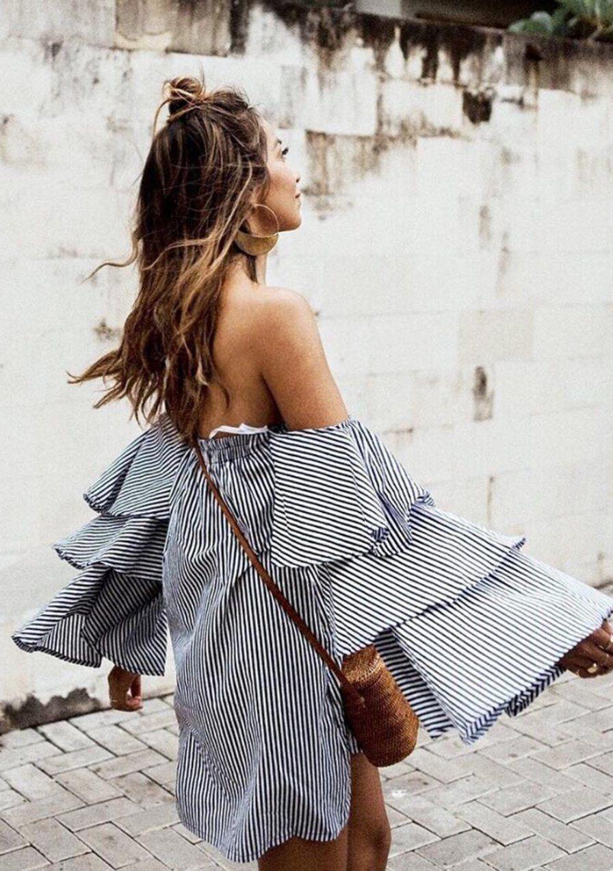 urlaubs outfits 3 ideen f r den sommer 2017 mode pinterest urlaub outfits outfit und urlaub. Black Bedroom Furniture Sets. Home Design Ideas