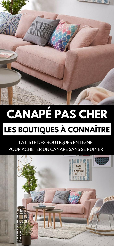 15 Autres Boutiques Que Ikea Pour Acheter Un Canape Pas Cher