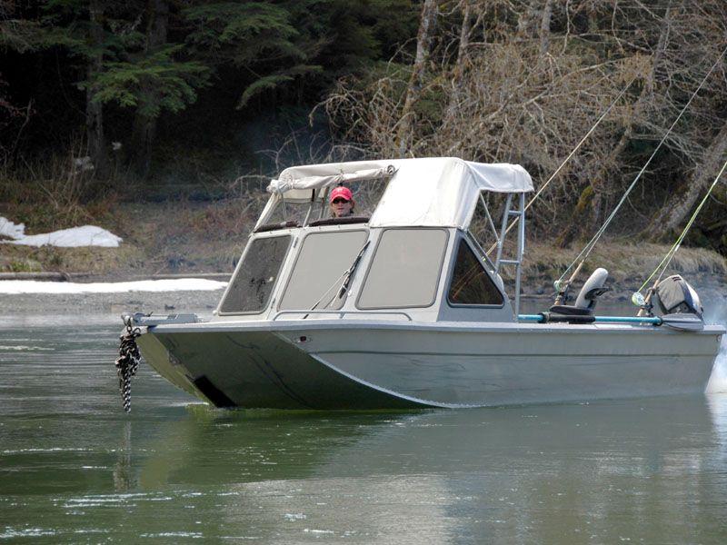 Small River Fishing Jet Boats Just Having Fun & Small River Fishing Jet Boats Just Having Fun   Fishing Action ...